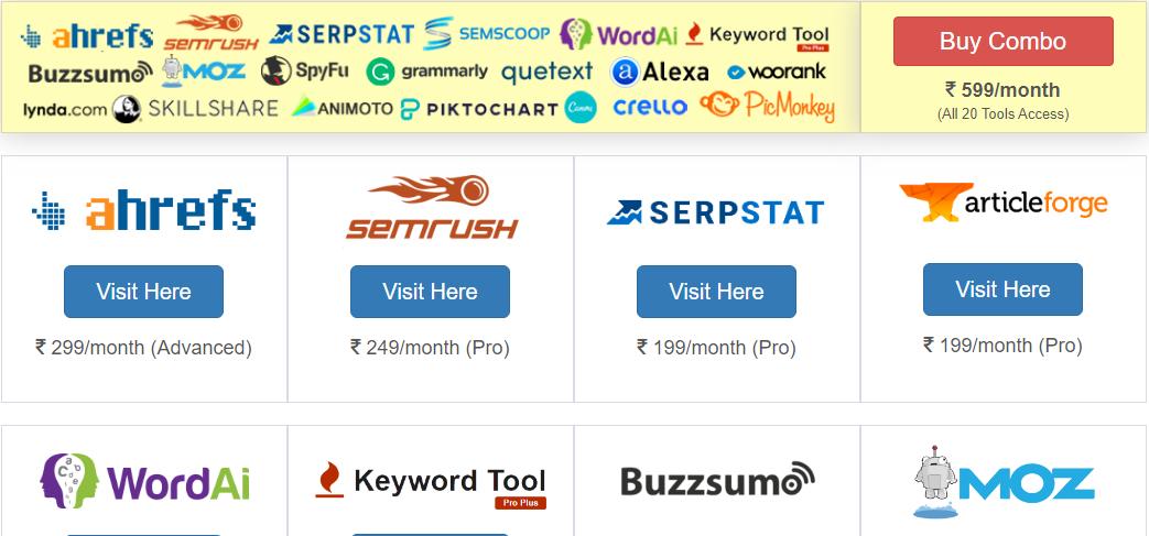pro seo group tools