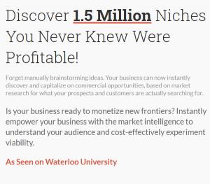 untapped micro niche keywords
